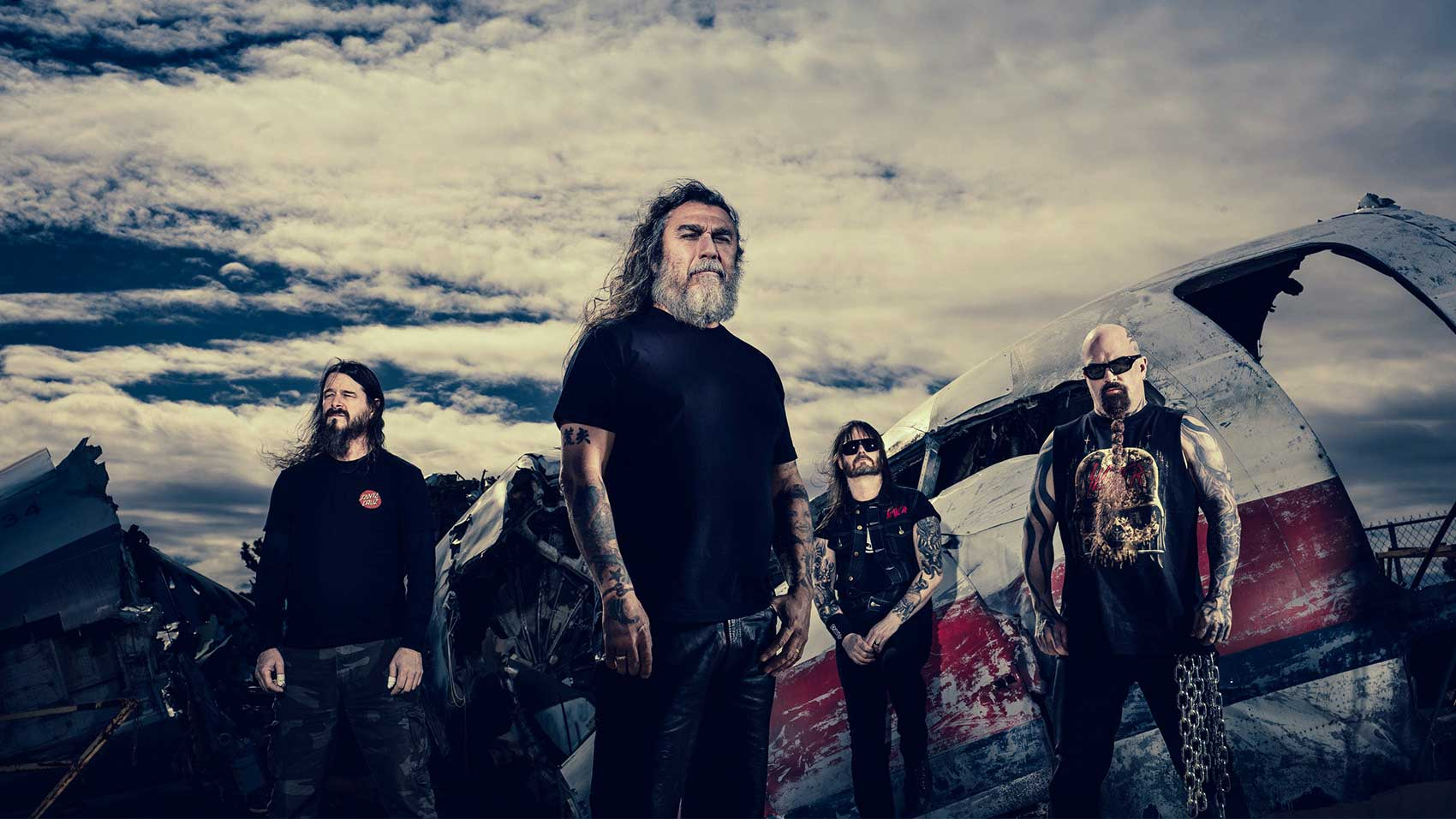 Slayer---photo